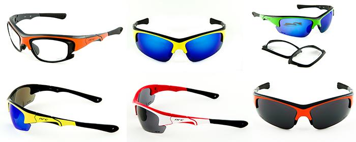 occhiali da vista per sport