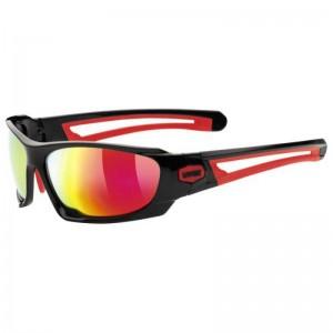 occhiali uvex-sportstyle-306-black-red