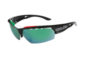 occhiali salice 005-ITA-nero-RW-verde